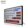 "New Design 1.8"" Factory Manufacture F3.75 Led Display Safety Board"