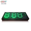 "Top Quality Waterproof D10""+D6"" Green 8.88 9 Gas Station Led Sign"