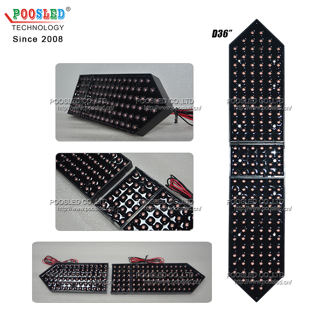 Nice Design 32 Inch Big Size 7 Segment Led Module