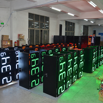 Manufacturer with 12 years of experience best price led sign