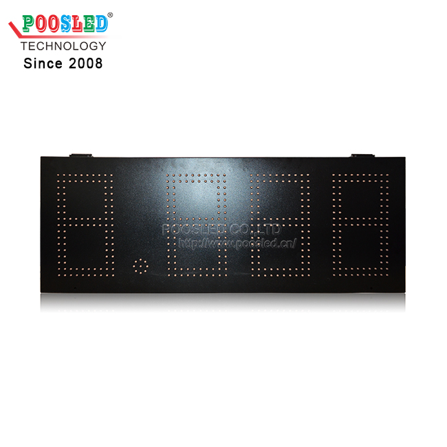 High Brightness Outdoor Using Iron Cabinet Pcb Led Gas Price Sign